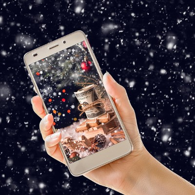 Technology Has Played a Part in Shaping How We Celebrate the Season