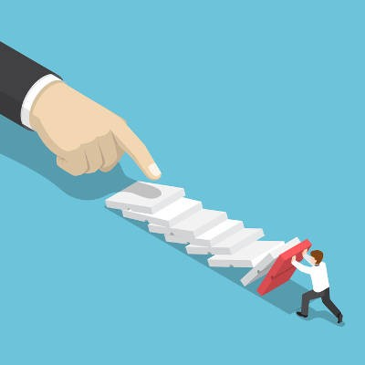 Businesses Always Battle Risk